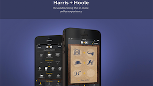 Harris + Hoole Frictionless Payments