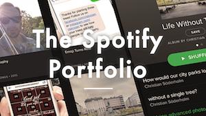 The Spotify Portfolio