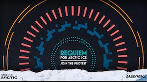 Requiem for Arctic Ice
