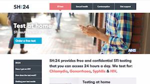 SH:24 - a new digital sexual health service