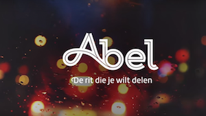 Abel, the ride you want to share