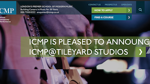 The Institute of Contemporary Music