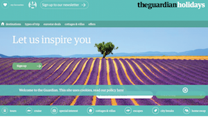 The Guardian Holidays