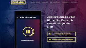 Earcatch – Een app die vertelt wat je niet ziet