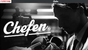 Chefen (The Boss – Zlatan Ibrahimovic)