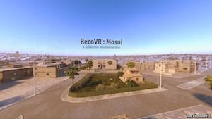 RecoVR: Mosul