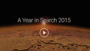 Year In Search 2015