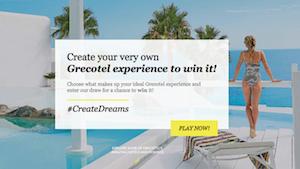Create Dreams Campaign Website