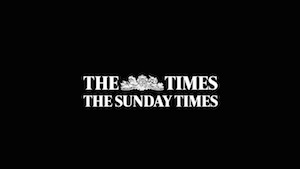 The Times & Sunday Times app for iOS