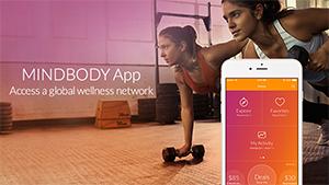 The MINDBODY App