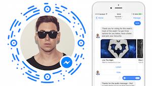 Hardwell Facebook Messenger Bot
