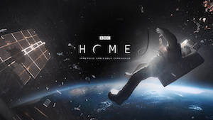 Home: Immersive Spacewalk Experience