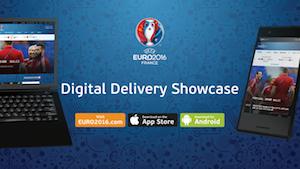 Official website for UEFA EURO 2016