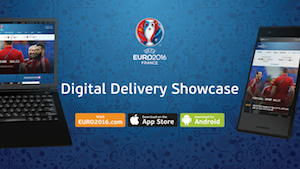 Official website for UEFA EURO 2016