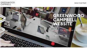 Greenwood Campbell Agency Website